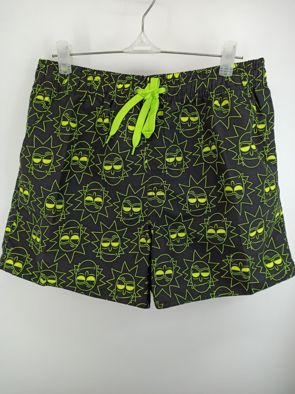 Мужские короткие шорты Z.Five 8917 лимонные 44 46 48 50 52 размер.