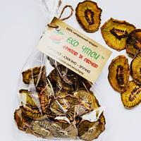Фруктовые чипсы из киви 50 грамм, замена 450-500 г свежих киви