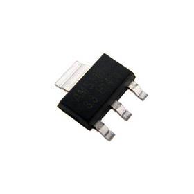 10x Чип AMS1117-3.3 AMS1117 SOT223, Стабилизатор напряжения 3.3В 1А