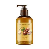 Кондиционер для волос с маслом арганы Nature Republic Argan essential deep care conditione, 300ml