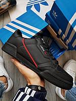 Мужские кроссовки Adidas Continental 80 Black