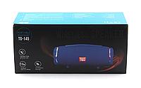 Портативная Bluetooth колонка T&G TG-145, фото 1