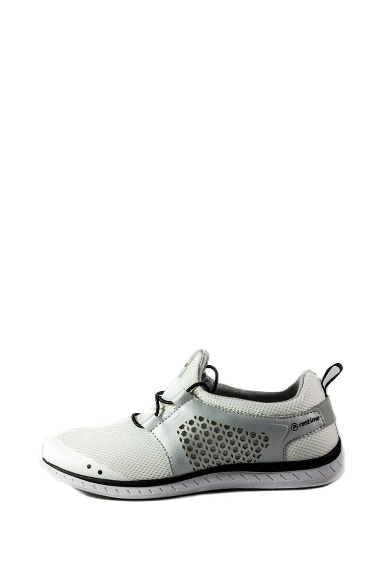 Кросівки літні жіночі Restime білий 20316 (36)