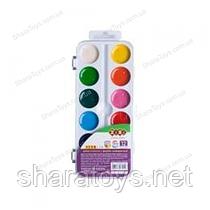 Краска акварель 10 цветов