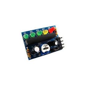 LED индикатор уровня сигнала/заряда KA2284 Arduino