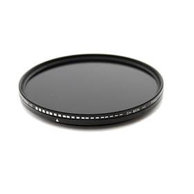 ND фильтр переменной плотности ND2-ND400, 77мм
