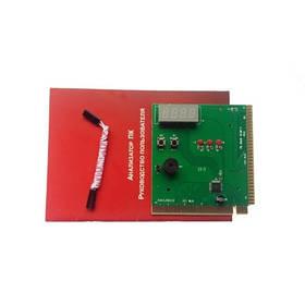 POST карта PCI ISA 4 цифры анализатор неисправности ПК