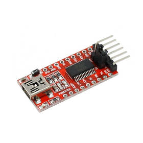 USB - UART TTL FT232RL 6pin конвертер, Arduino