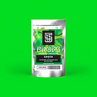 Краситель для шоколада в дропсах Yero Colors, Зеленый