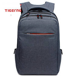 Рюкзак Tigernu для ноутбуков Т-В3130 стальной голубой с USB