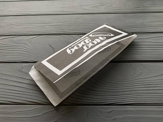Упаковка бумажная для Хот Догов 98Ф, фото 2