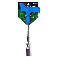 Ключ свечной KS-21 (21 mm) (NZ 452-4-21)