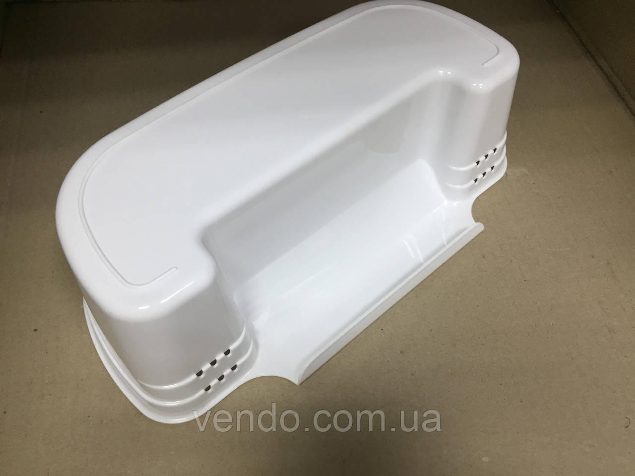 Ведро-контейнер навесное на дверцу мебели для мелкого мусора 4