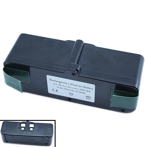 Аккумулятор 5600мАч Li-ion для пылесосов iRobot Roomba 500 600 700 800