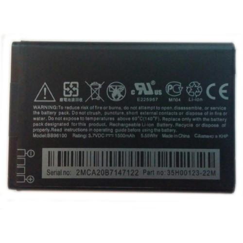 Батарея HTC BB96100 BA S450 Desire Z A7272 Salsa C510e