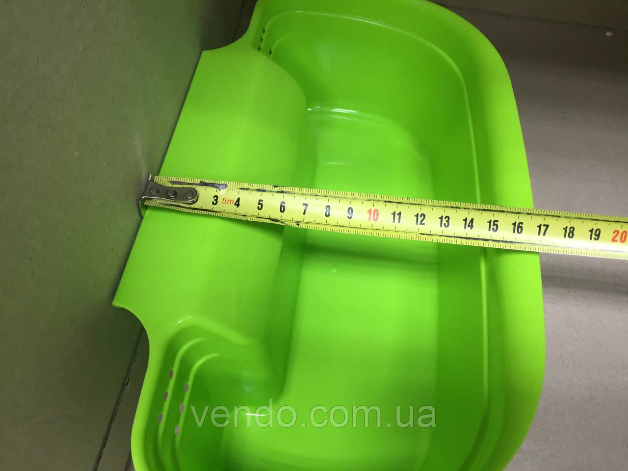 Ведро-контейнер навесное на дверцу мебели для мелкого мусора 8