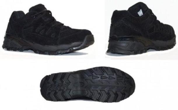 Тактичні кросівки MIL-TEC Trooper Squad 2.5 Black (12823502) розміри: 38-46