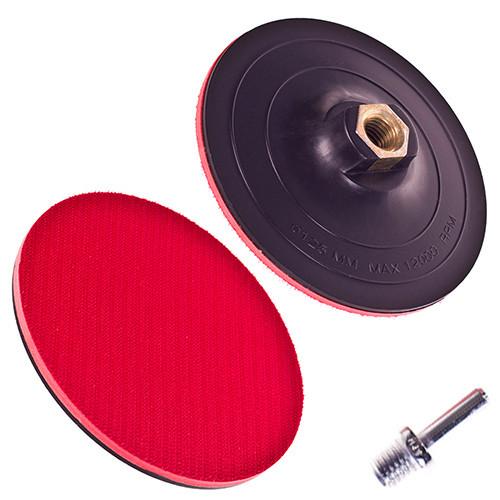 Alloid. Платформа для шлифовальных кругов 125мм М14х2мм, h=2мм (BP-12502)