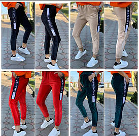 Женские вельветовые штаны Givenchy. Размеры 1( 41- 44) 2 (46-48). Ткань: вельвет.