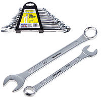 Werker. Набор ключей, 12 пр. 6,7,8,9,10,12,13,14,15,17,19,22 мм (НК- 61-12)