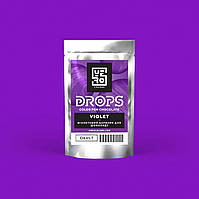 Краситель для шоколада в дропсах Yero Colors, Фиолетовый