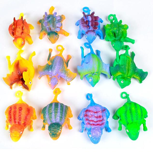 Надувные шары в виде забавного динозавра! Надувной шар динозавр из термопластичной резины!