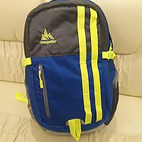 Молодежный рюкзак Onepolar 1286 Blue 22 литра