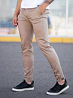 Брюки BEZET Chinos latte'19  One Size