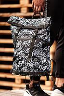 Рюкзак Rolltop BEZET Graffiti'19  One Size