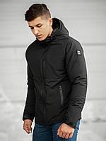 Осенняя куртка BEZET Tech 2.0 black '19  One Size