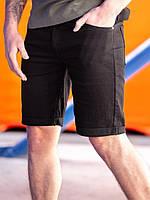 Джинсовые шорты BEZET Fit black'19 One Size