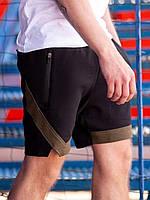Спортивные шорты BEZET Avant-garde black/khaki'19  One Size