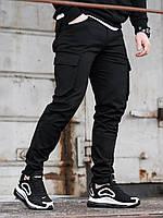 Карго брюки BEZET Tactic black'20 - M, фото 1