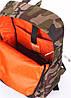 Камуфляжный рюкзак POOLPARTY Revolution, фото 4