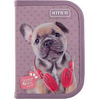 Пенал без наповнення Kite Education Studio Pets SP20-621, фото 1
