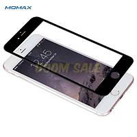 Защитное cтекло Momax Pro + iPhone 6S Black