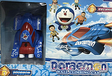 Антигравітаційна машинка Doraemon 3499 , для стін, стелі та підлоги, фото 2