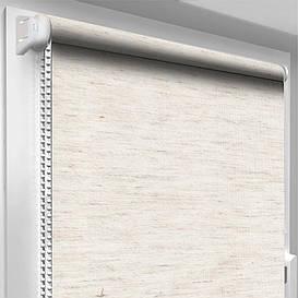 Рулонная штора DecoSharm Полотно 1913 Серая