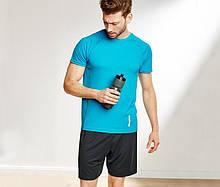 Мужские функциональные шорты для спорта спортивные легкие от тсм Tchibo (чибо), Германия, размер L