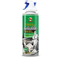Очиститель Bullsone Saladdin для кондиционера ✓ ♨ аромат: хвойный  ✓ ёмкость 330 мл