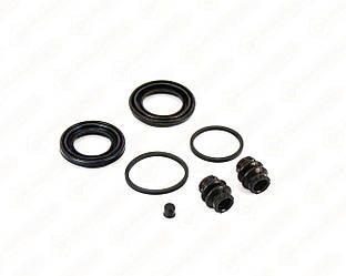 Ремкомплект гальмівного супорта переднього (40/45mm, TRW) на Nissan Primastar 2006->2014 — Autofren - D4-947