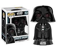 Фигурка Дарт Вейдер. Фанко Дарт Вейдер. Funko POP Star Wars. Статуэтка башкотряс. Funko POP Darth Vader