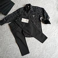 Брючные джинсы Valentino
