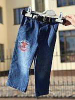 """Джинсы для мальчика """"2006"""", на 2 года, рост 92 см"""