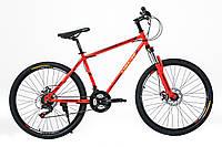 """Велосипед OSKAR 26"""" 1732 красный"""