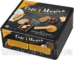 Печенье Griesson Cafe Musika Германия в Ж/Банка 1кг (2x500г)