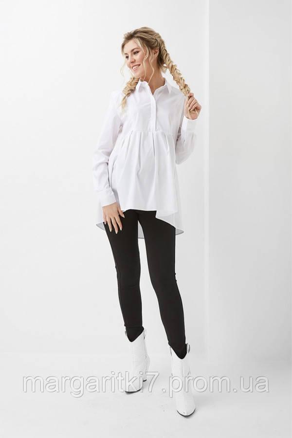 Рубашка для беременных и кормящих Dianora 2012 белая