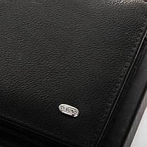 Мужской кожаный кошелек Dr.BOND Msm-4, фото 3