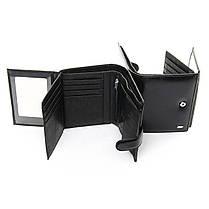Мужской кожаный кошелек Dr.BOND Ms13, фото 2