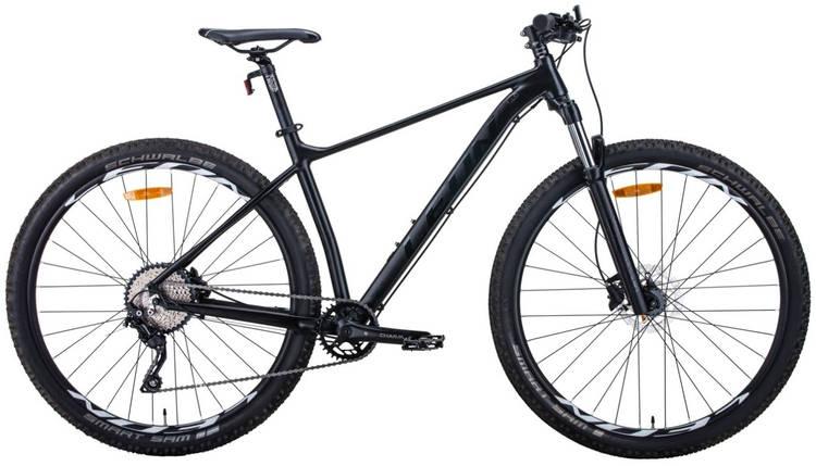 "Велосипед 29"" Leon TN-60 2020 (черный (м)), фото 2"
